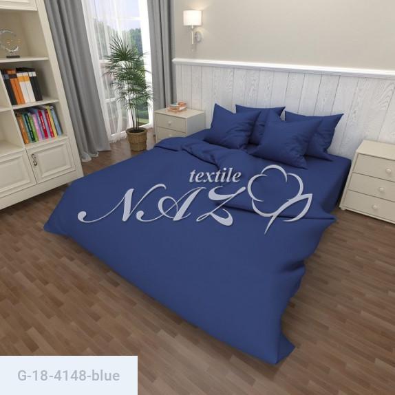 постельная однотонная ткань