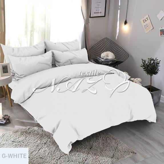 однотонные ткани для постельного белья