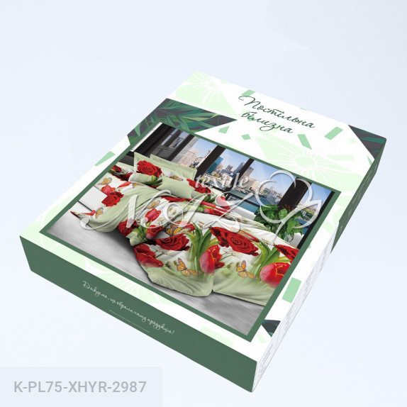 Комплект постельного белья Полиэстер XHYR-2987 - фото 3