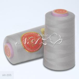 Швейные нитки 40/2 серые nit-205_65572