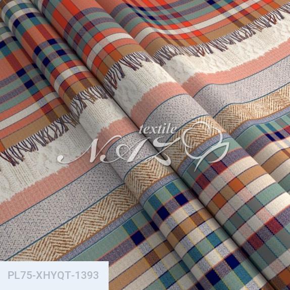 Ткань для постельного белья полиэстер XHYQT-1393 - фото 1