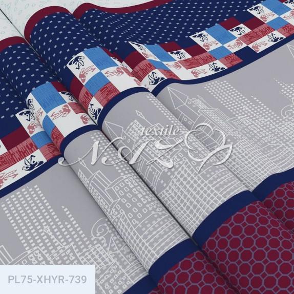 Ткань для постельного белья полиэстер XHYR-739 - фото 1