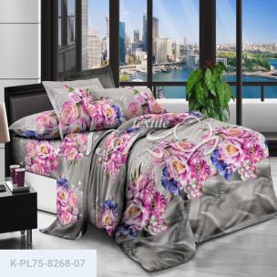 Комплект постельного белья Полиэстер 8268-07_66276
