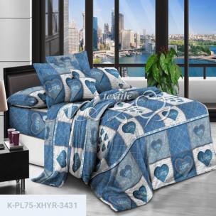 Комплект постельного белья Полиэстер XHYR-3431_66318