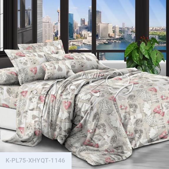 Комплект постельного белья Полиэстер XHYQT-1146 - фото 1