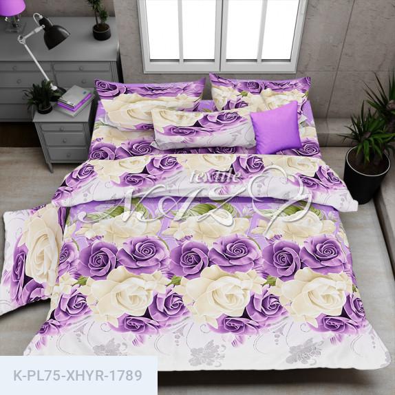 Комплект постельного белья Полиэстер XHYR-1789 - фото 1
