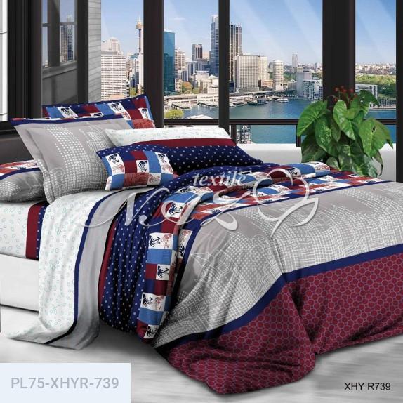 Ткань для постельного белья полиэстер XHYR-739 - фото 2