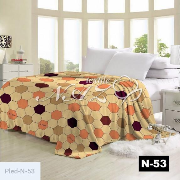 плед на кровать Велсофт-3